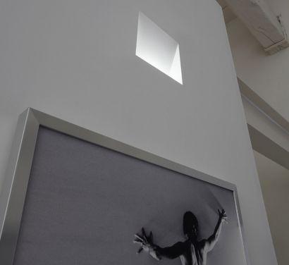 Pura Applique murale encastrée LED