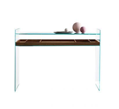 Quiller Console/Desk - Walnut Tray
