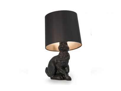 moooi rabbit black lamp