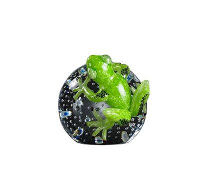 Sfera con rana - Decorative Object