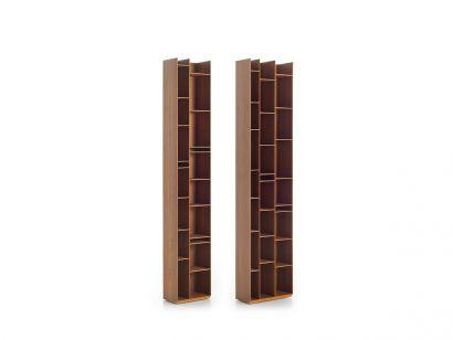 Random 2C - 3C Wood Bookcase