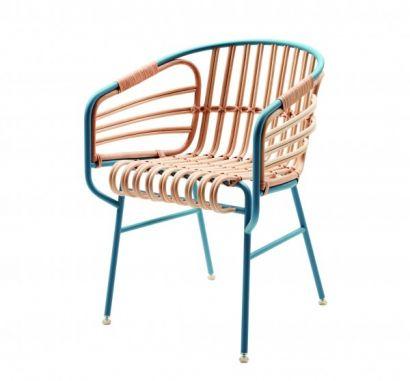 Raphia Chaise