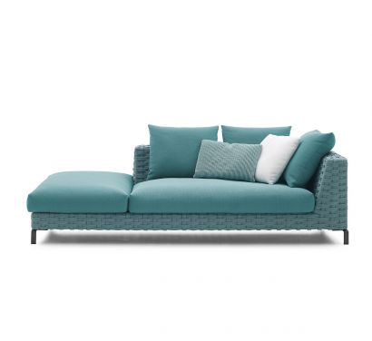 Ray Outdoor Chaise Longue