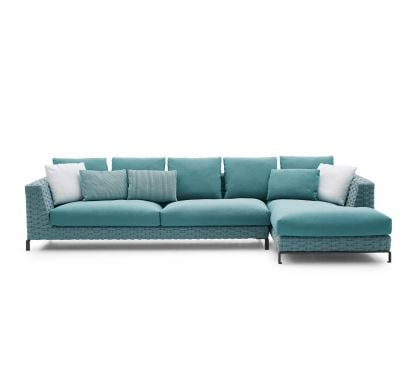 Ray Outdoor Sofa Composition
