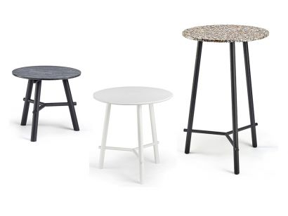 Record Contract Coffee Tables