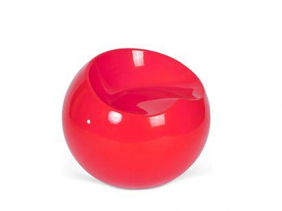 Ball Chair Red Xlboom