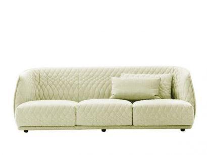 Redondo Sofa 245 Remix 113 Off White