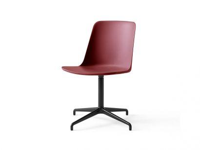 Rely HW11 Swivel Chair - Black Base