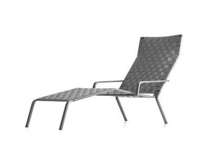 Rest Chaise Longue Impilabile per Esterno