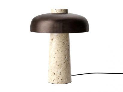 Reverse Table Lamp Menu