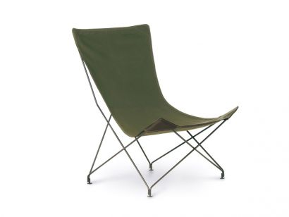 Lawrence Lounge Chair - Green