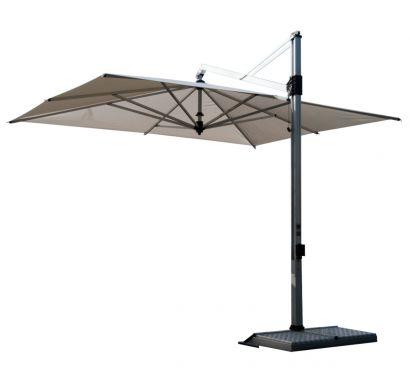 Rodi Silver Umbrella Micro-mesh Fabric