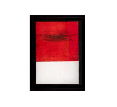 Rojo Sangre II 64 x 87