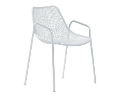 Round Little Armchair