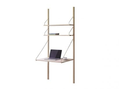 Royal System - Shelving and Desk System