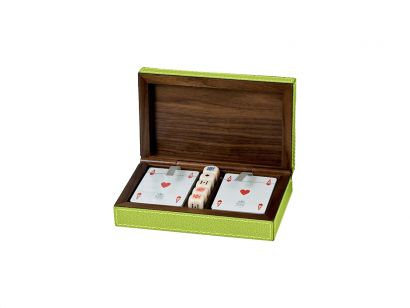 Royal Dice & Playing Card Holder