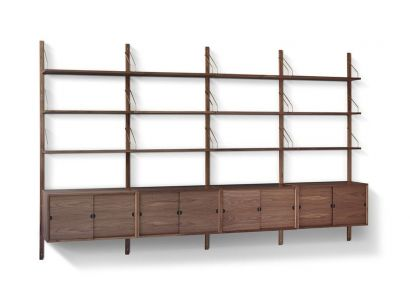 Royal System - Shelving System Collection