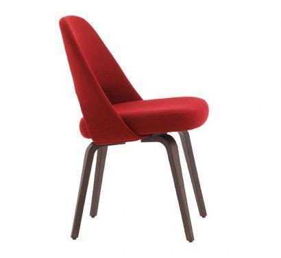 Saarinen Conference Chaise - Pieds en Chêne
