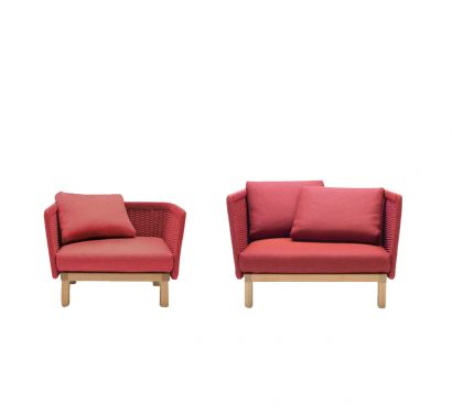 Sabi Outdoor Armchair