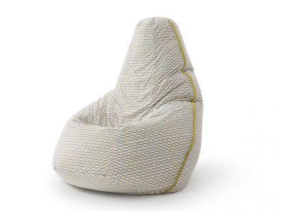 Zanotta #SaccoGoesGreen Anatomical Easy-chair - Limited Edition