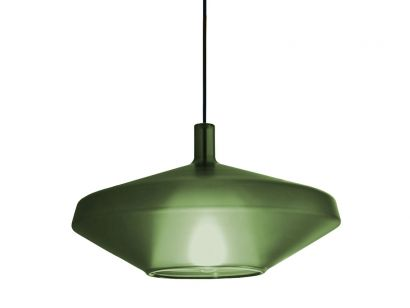 MoM Family Low Suspension Lamp-Green Sage