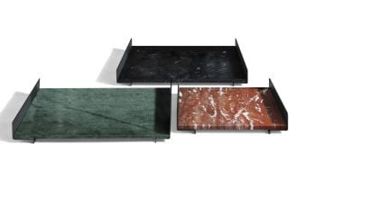 Pietra L 03 Trays Collection