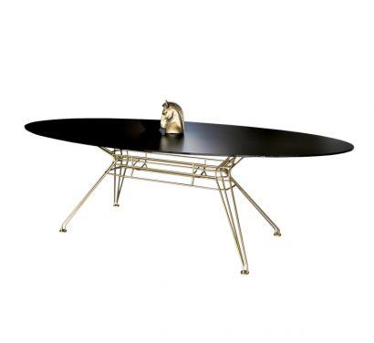 Sander Oval Table