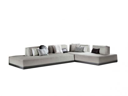 Sanders Canapé Angulaire - Marshall 2 Beige