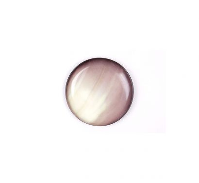 "SATURN ""COSMIC DINER"" cod 10920 - Ø 16,5 - H. 2 cm"