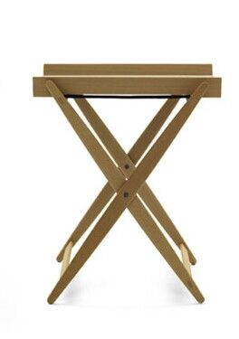 Mate tray table