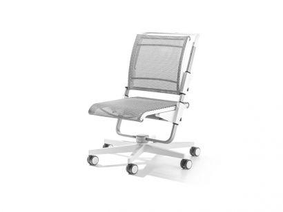 Scooter Children Swivel Chair - White Frame