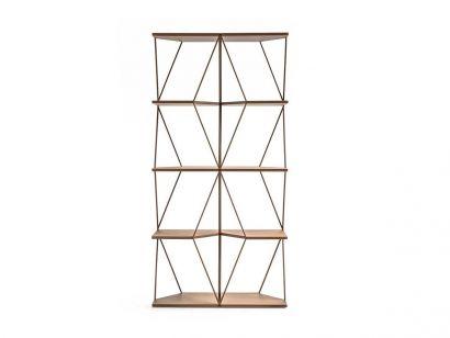 Secret Cubic Shelves by Moroso