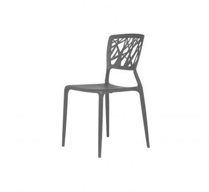 Viento Chair - Grey Anthracite