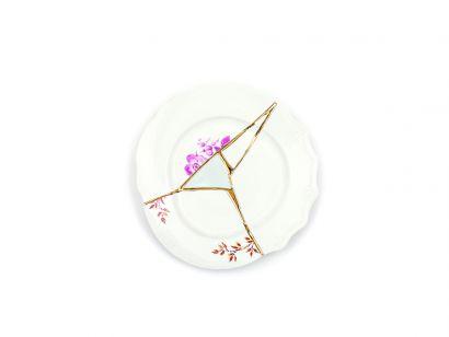 Kintsugi Dessert Plate 09601