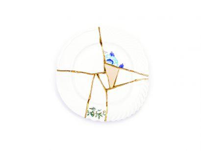 Kintsugi Dinner Plate 09613