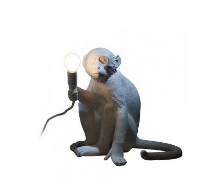 Monkey Lamp - Indoor