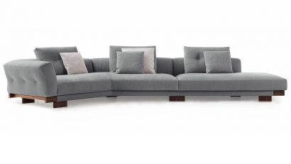 556 Sengu Sofa Cassina by Patricia Urquiola