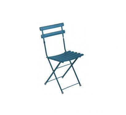 Arc En Ciel Chaise pliante - Bleu