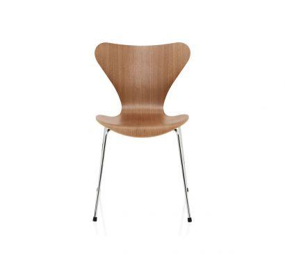 Series 7 ™ Chair Stackable Natural Veneer