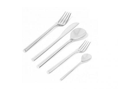 Alessi Mu Cutlery Service Set 5 Pcs