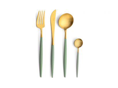 Goa Celadon Gold Set 24 Pieces