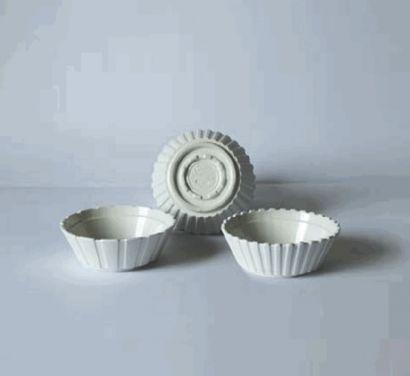 "Set 3 Salad Bowls ""MACHINE COLLECTION"" cod 10912"