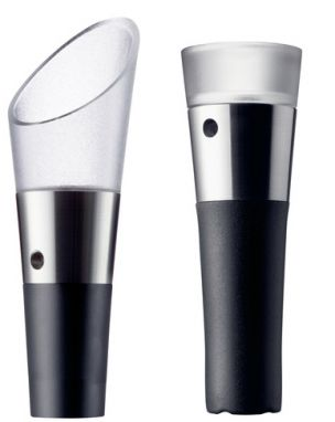 Vignon Vacuum Stopper and decanting Wineset