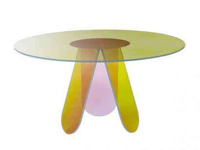 Shimmer Glas Italia by Patricia Urquiola