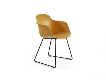 Infiniti Sicla Sled Chair
