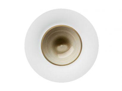 Silent Brass Gold Deep Plate