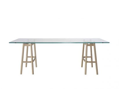 Single Curve Dining Table