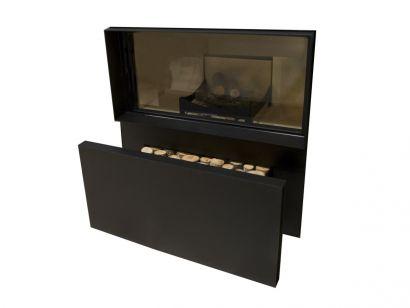 Skemabox Wood Burning Thermo Fireplace