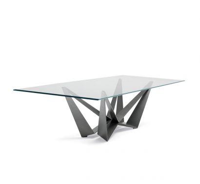 Skorpio Table 240x120 OP0 - Transparent