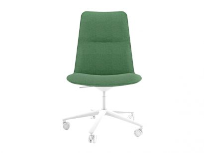 Slim 823 - Conference Medium 5 Chair with Wheels